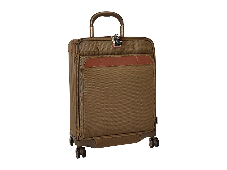 Hartmann - Ratio Classic Deluxe - Domestic Carry On Expandable Glider (Safari) Carry on Luggage
