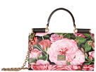 Dolce & Gabbana Floral Printed iPhone Bag