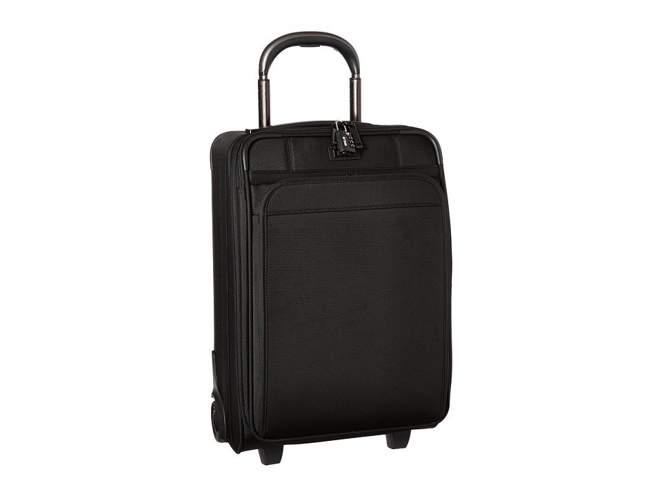 Hartmann - Ratio - Global Carry On Expandable Upright (True Black) Carry on Luggage