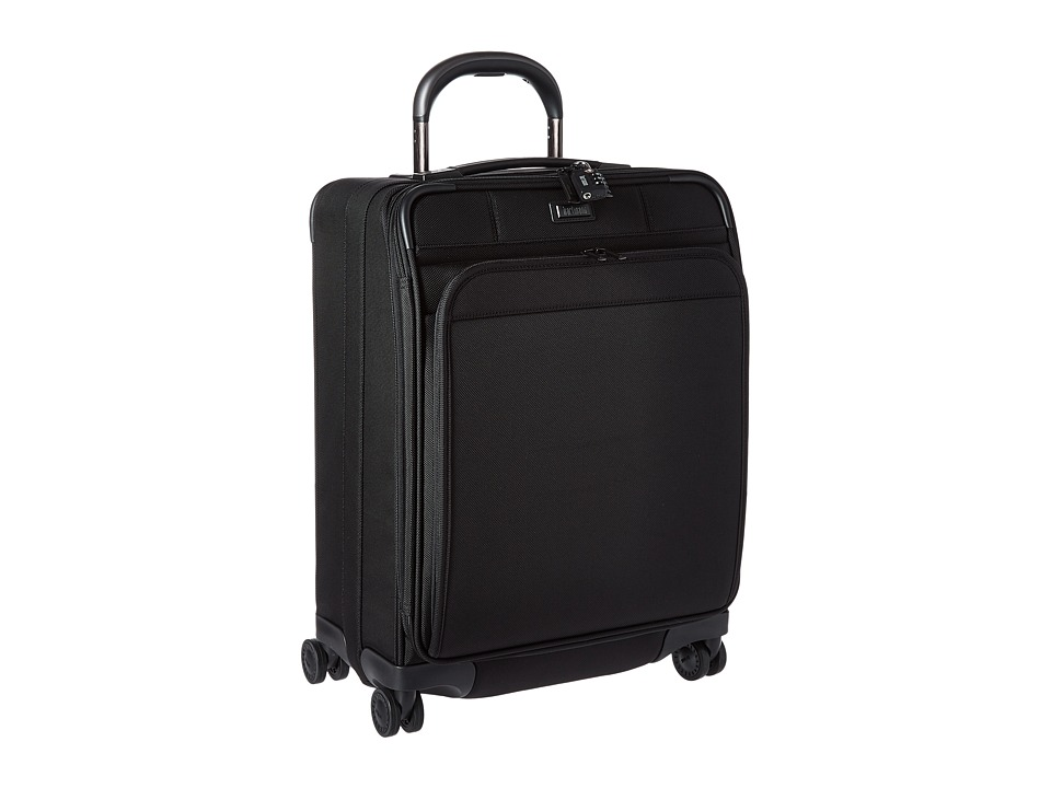 Hartmann - Ratio - Domestic Carry On Expandable Glider (True Black) Carry on Luggage