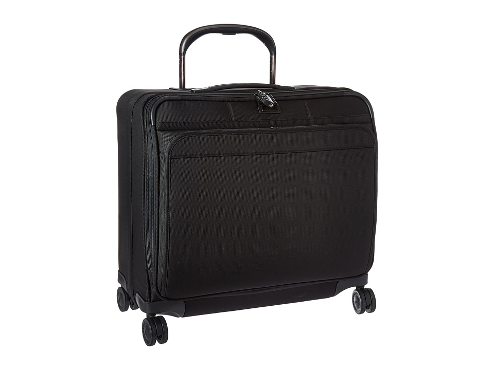 Hartmann - Ratio - Medium Journey Expandable Glider (True Black) Carry on Luggage