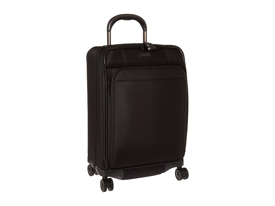 Hartmann - Ratio - Global Carry On Expandable Glider (True Black) Carry on Luggage