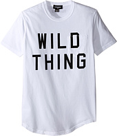 Dsquared2 Kids - Short Sleeve 'Wild Thing' Pocket Tee (Big Kids)