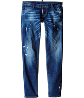 Dsquared2 Kids - Distressed Skinny Jeans (Big Kids)