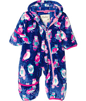 Hatley Kids - Happy Owls Fuzzy Fleece Bundler (Infant)