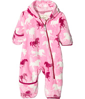 Hatley Kids - Fairy Tale Horses Fuzzy Fleece Bundler (Infant)