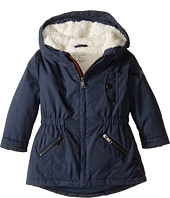 Paul Smith Junior - Hooded Winter Jacket (Toddler/Little Kids)