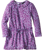 Oscar de la Renta Childrenswear - Graphic Daisy Jersey Dress (Toddler/Little Kids/Big Kids)