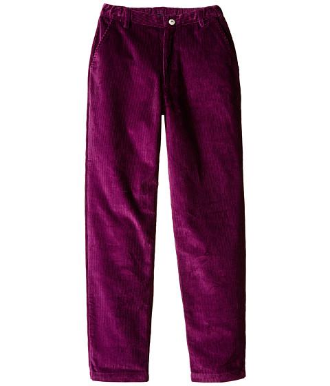 Oscar de la Renta Childrenswear Corduroy Classic Slim Pants (Toddler/Little Kids/Big Kids)