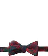 Oscar de la Renta Childrenswear - Holiday Plaid Bow Tie (Toddler/Little Kids/Big Kids)