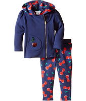 Little Marc Jacobs - Stylish Cherry Print Joggings Set (Infant)