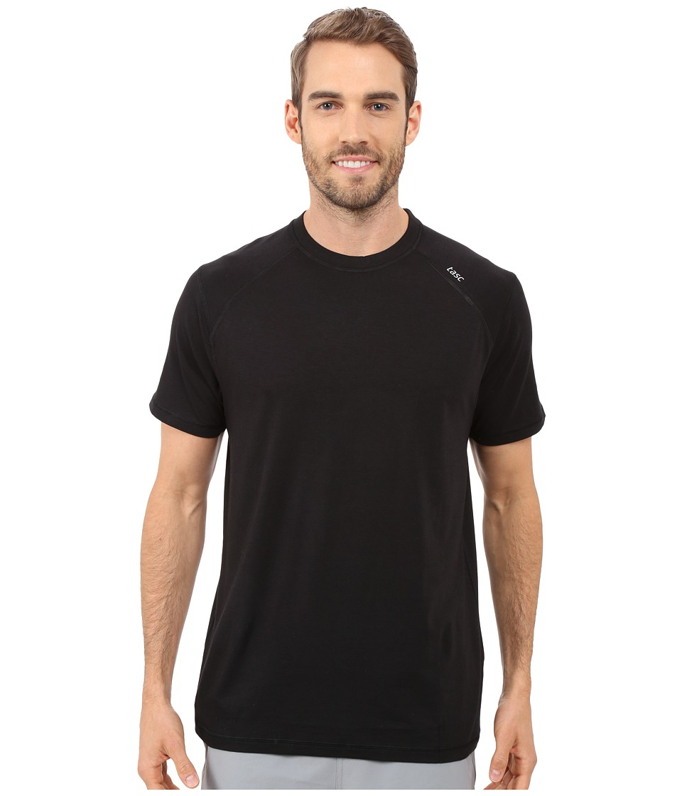 tasc Performance Carrollton Top (Black) Men