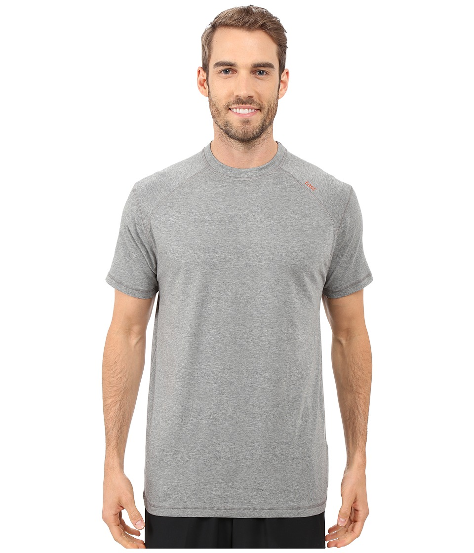tasc Performance Carrollton Top (Heather Gray) Men