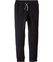 Junior Gaultier - Black Sweatpants (Big Kids)