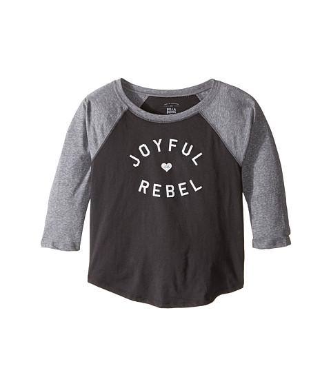 Billabong Kids Joyful Rebel Raglan (Little Kids/Big Kids)