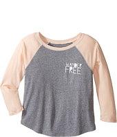 Billabong Kids - Wander Free Raglan (Little Kids/Big Kids)