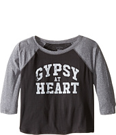 Billabong Kids - Gypsy Heart Raglan (Little Kids/Big Kids)