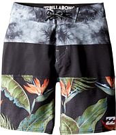 Billabong Kids - Tribong X Havana Boardshorts (Big Kids)