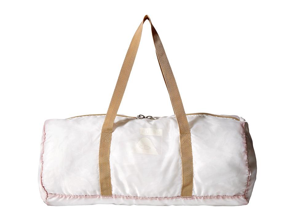 Poler Stuffable Duffel (Off-White) Duffel Bags