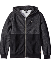 Volcom Kids - Static Stone Zip (Big Kids)