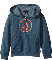Volcom Kids - Stone Zip (Toddler/Little Kids)
