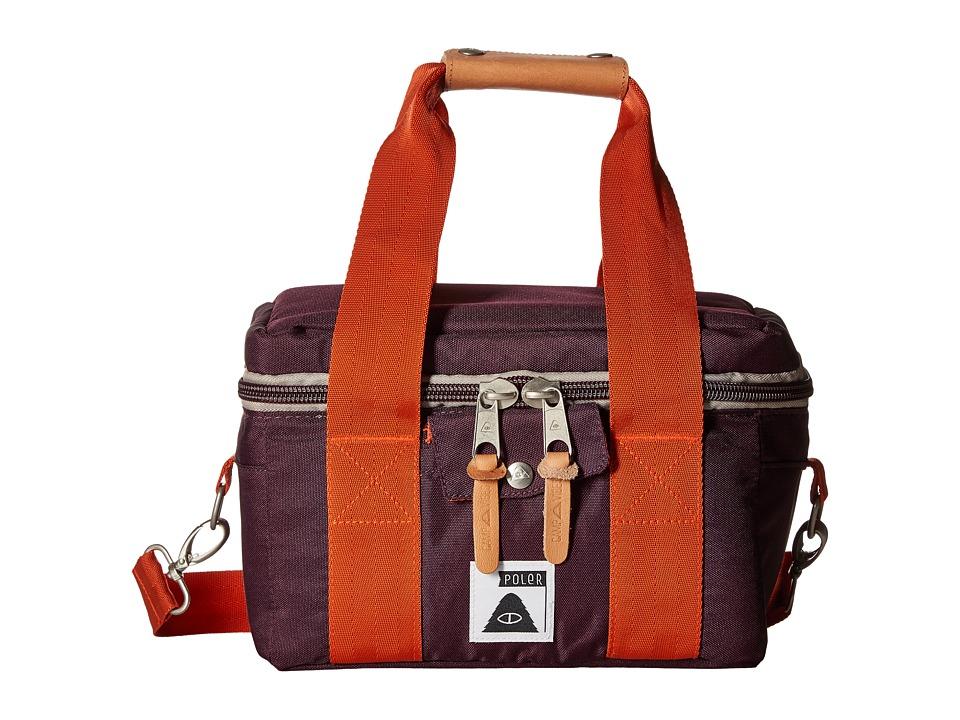 Poler - Camera Cooler (Plum) Bags
