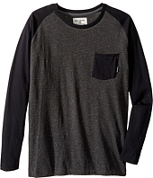 Billabong Kids - Zenith Long Sleeve Crew Top (Big Kids)