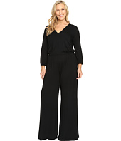 Rachel Pally Plus - Plus Size Clancy Jumpsuit White Label