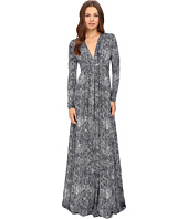 Rachel Pally - Long Sleeve Full Length Caftan Dress