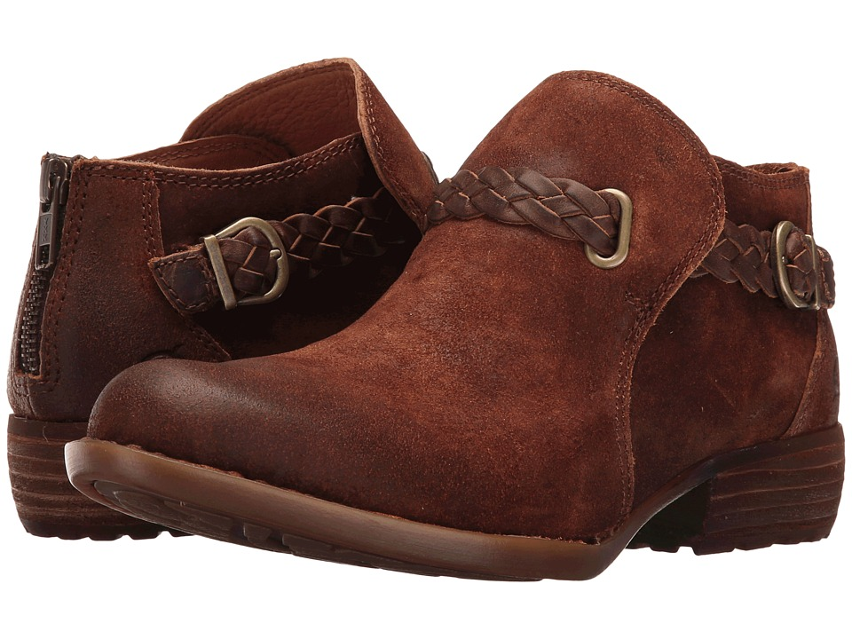 Born - Sylvia (Rust) Women's  Shoes