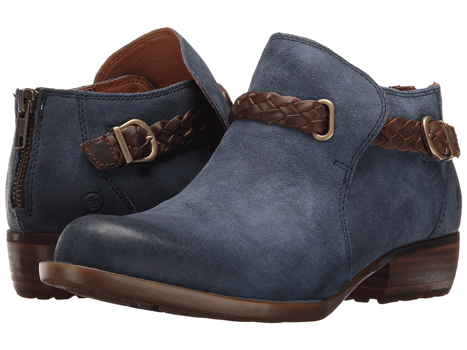 Born - Sylvia (Blue) Women's  Shoes