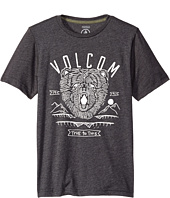 Volcom Kids - Grills Short Sleeve Tee (Big Kids)