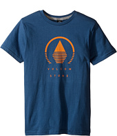 Volcom Kids - Horizon Short Sleeve Tee (Toddler/Little Kids)