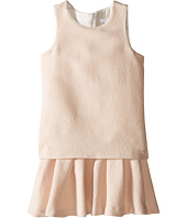 Chloe Kids - Sleeveless Fancy Tweed Dress (Little Kids/Big Kids)