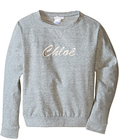 Chloe Kids - Essential Classic Chic Sweatshirt (Little Kids/Big Kids)