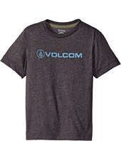 Volcom Kids - Euro Pencil Short Sleeve Tee (Toddler/Little Kids)
