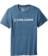 Volcom Kids - Euro Pencil Short Sleeve Tee (Big Kids)