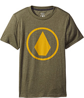 Volcom Kids - Solid Stone Short Sleeve Tee (Big Kids)