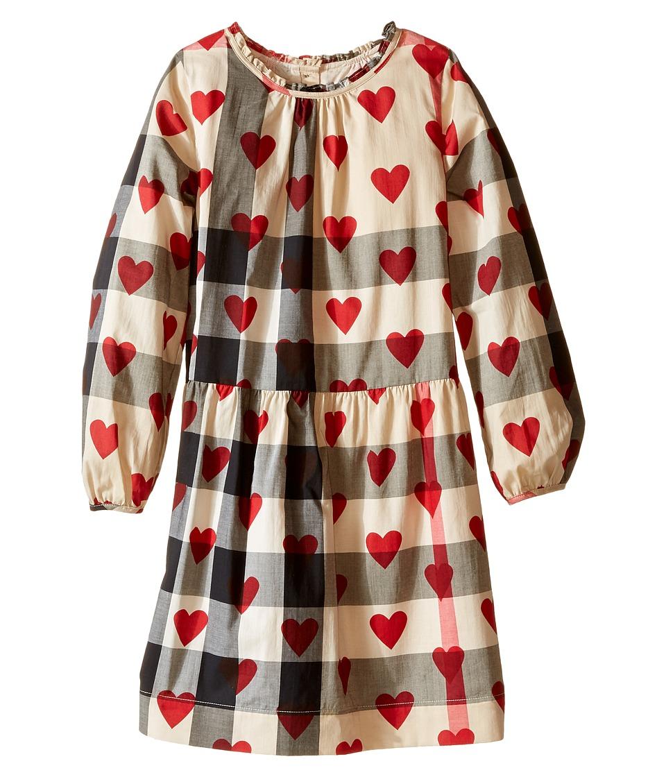 Burberry Kids - Philippa Dress (Little Kids/Big Kids) (Pa...