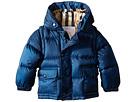Burberry Kids Benson Coat (Infant/Toddler)