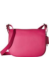 6PM:Coach(蔻驰)Gloveton Leather Saddle Bag女士牛皮复古马鞍包 原价$395 现价$199.99