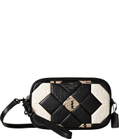 COACH - Exotic Canyon Quilt Crossbody Clutch