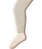 Hatley Kids - Cream Glitter Knit Tights (Toddler/Little Kids/Big Kids)