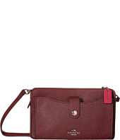 COACH - Color Block Pop Up Weekend Crossbody