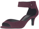 Pelle Moda - Berlin (Dark Cherry Suede)