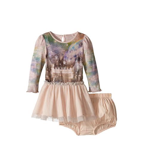 Stella McCartney Kids Primrose Fantasy Circus Print Dress (Infant)