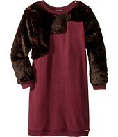 Junior Gaultier - Faux Fur Dress (Big Kids)