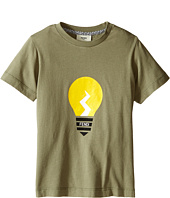 Fendi Kids - Short Sleeve Graphic T-Shirt (Little Kids)