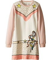 Stella McCartney Kids - Savannah Cowgirl Knit Dress (Toddler/Little Kids/Big Kids)
