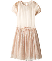 Stella McCartney Kids - Viva Silky Feel Dress with Tulle Skirt (Toddler/Little Kids/Big Kids)